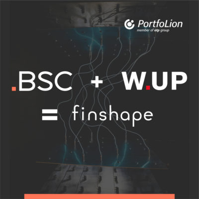 BSC and W.UP merge to lead data-driven digital banking in Europe and beyond
