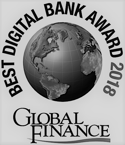Best Digital Bank Awards 2018