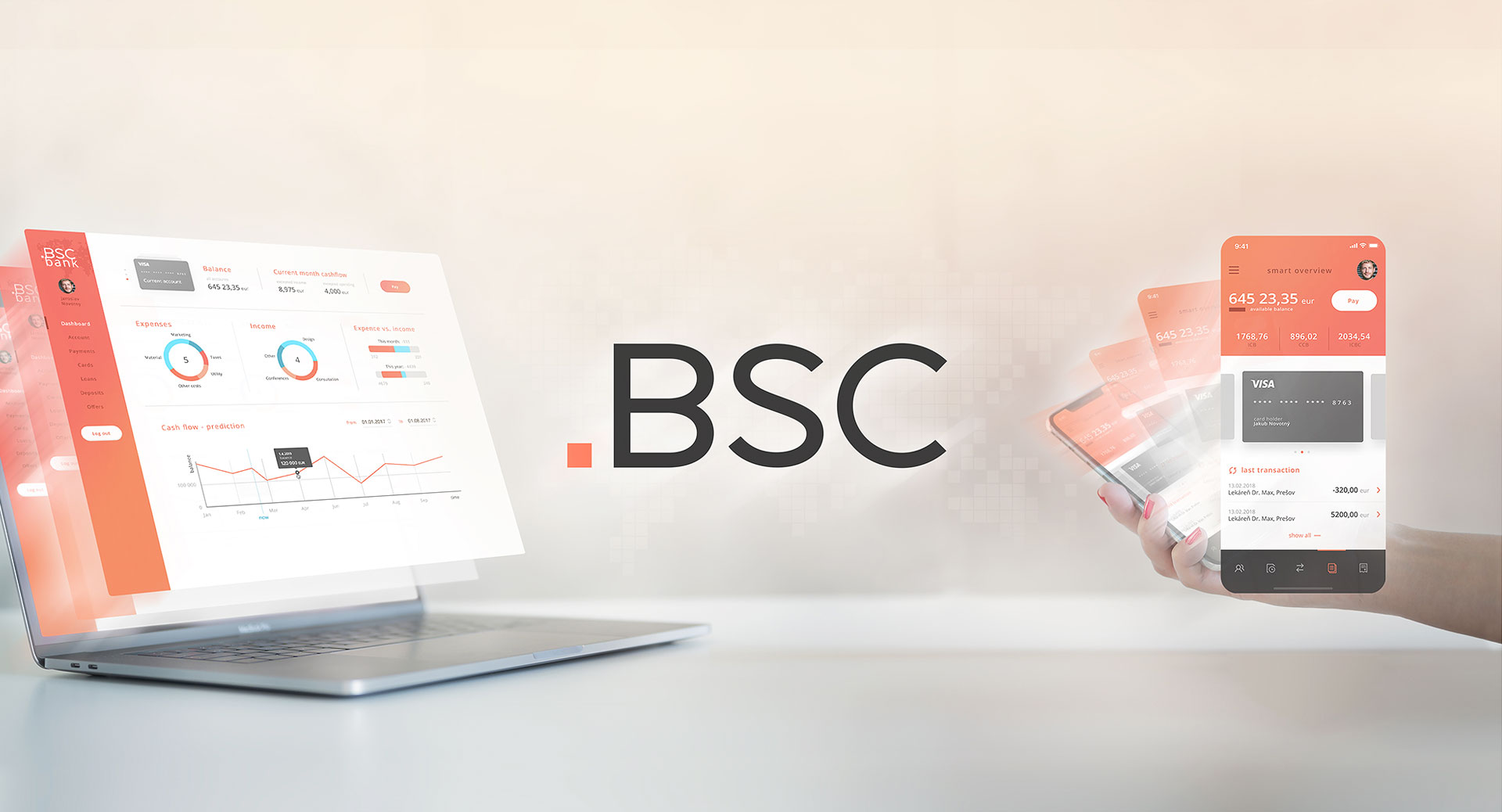 BSC - Banking Sotware Company