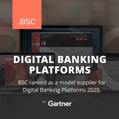 Global success for Czech banking software. Gartner ranks BSC as a model supplier of bank digitization